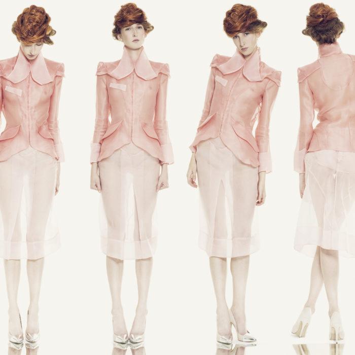 Sissuru Look, Pale Pink
