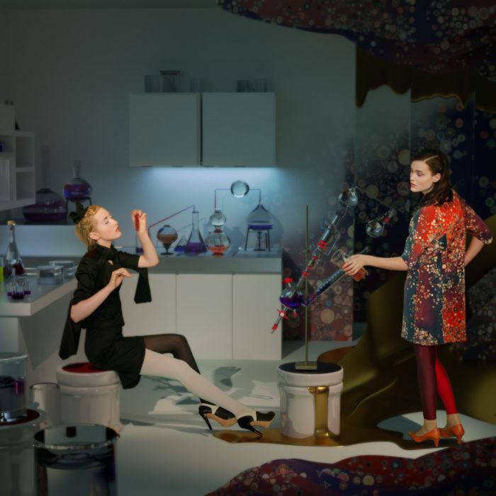 Im Labor oder Die Verführung